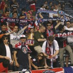 PSG Club NYC in Chicago May 2010 for the friendly against Red Star Belgrade