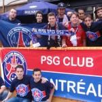 NYC Crew visiting PSG Club Montreal
