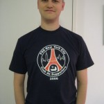 2) The Official PSG Club NYC T-Shirt (also in white)