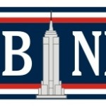 1) L'Écharpe du PSG Club NYC (Édition 2012)